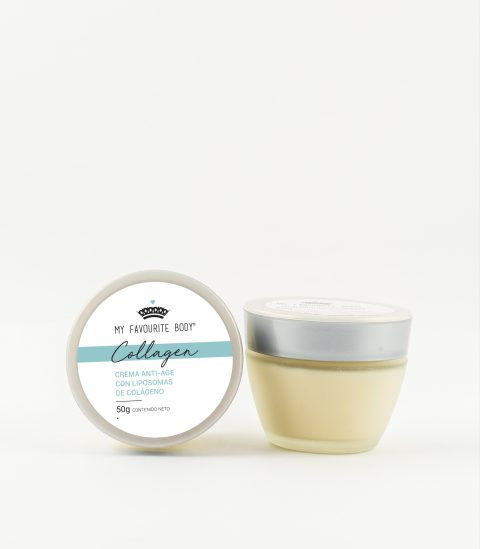 Crema antiarrugas Collagen